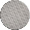 MixMamas Rond Tafelkleed Gecoat - 140 cm - Kubussen - Beige/Wit