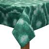 MixMamas Tafelkleed Gecoat - 140 x 250 - Tie Dye Groen