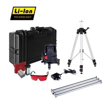 ADA  PROLiner 4V cross line laser 5 line suitcase set