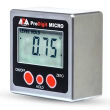 ADA  ProDigit MICRO digitale Wasserwaage im Metallgehäuse