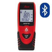 Leica  Disto D1 distancemeter up to 40 meters range with Bluetooth