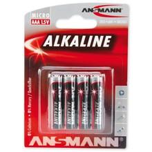 Ansmann Alkaline AAA batterijen
