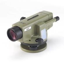Leica  Automatisches Nivelliergerät NAK2 mit 360 ° - und 32x-Vergrößerung (40x)