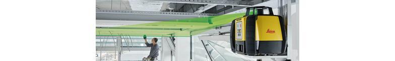 Rotationslaser grün