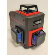 OMTools LP363 3D Laser with 3x 360 ° very clear rays