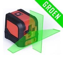OMTools MCRL20 Kruislijn laser Groen