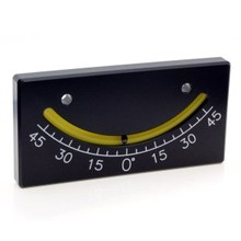 OMTools BIM45  Ball inclinometer/Level 45°-0-45° dimensions 100x50x9 mm