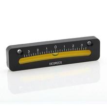 OMTools BUB5  waterpasbel inclinometer/waterpas 3,5°-0-3,5° afmeting 100x25x10mm