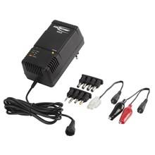 Ansmann ACS 110 Universal-Ladegerät / Entladegerät für 1,2 bis 12 Volt-Batterien