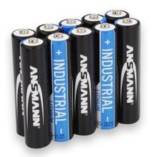 Ansmann Lithium industriële AA batterijen  1,5V per 10 stuks