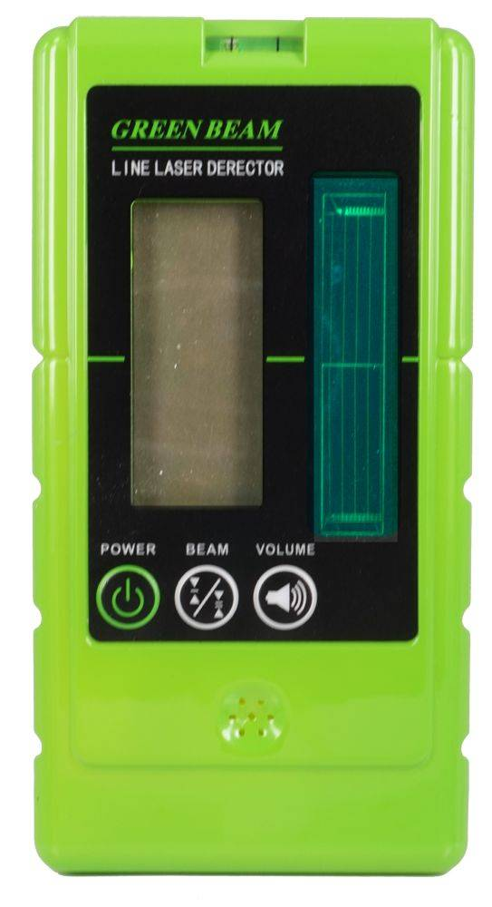 OMTools LD200 Handheld reciever with display for linelasers (GREEN)
