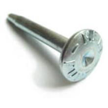 OMTools Meetspijker 50 mm bolkop met opschrift MEETPUNT