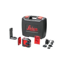 Leica  New: Lino L2 very bright  crosslinelaser with Magnetic wallmount