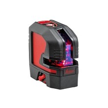 Leica  Lino L2s very bright Red cross line laser