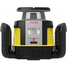 Leica  Rugby CLH & CLX300 Software, inkl. Combo-Empfänger, manuell einstellbarem Laser mit einstellbarer Neigung (Rugby 670)