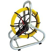 Runpotec RUNPO Standard Glass fiber pull cord Ø 4,5mm, 40-80m incl. Reel