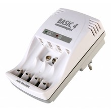 Ansmann Basic 4 Plus plug charger