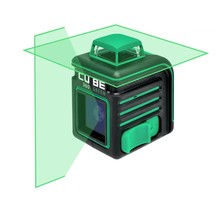 ADA  CUBE 360 Green line laser 360° set