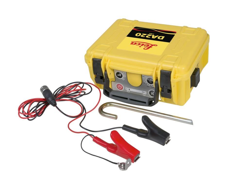 Leica  Digitex DA220 Signaal generator voor DA120 en DA220 kabeldetectors