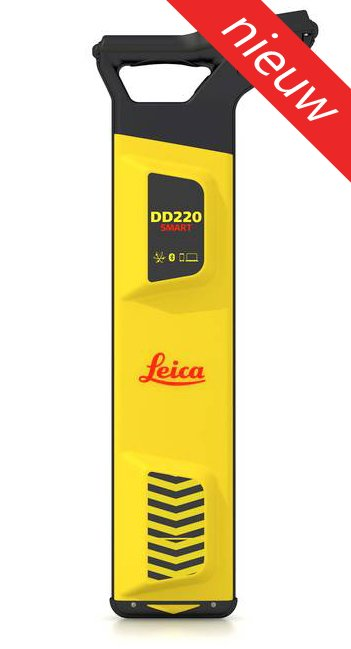 Leica  Cabledetector DD220 Smart Locator with color screen