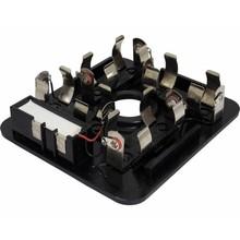 Leica  Batteriehalter für Laser der Serie Rugby 100/200