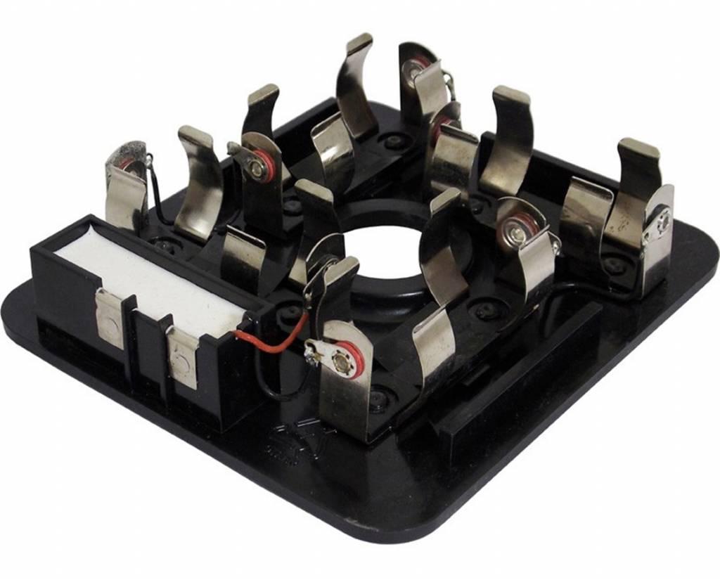 Leica   Batterij houder voor Rugby  100/200 serie Lasers