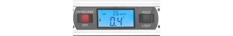 Digitale Waterpassen en inclinometers/hoekmeters