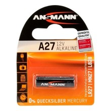 Ansmann A27/LR27/MN27  Alkaline batterij 12 Volt