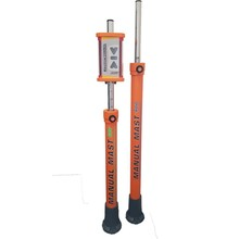 Manuel Mast 900, extendable mast from 158 to 248 cm