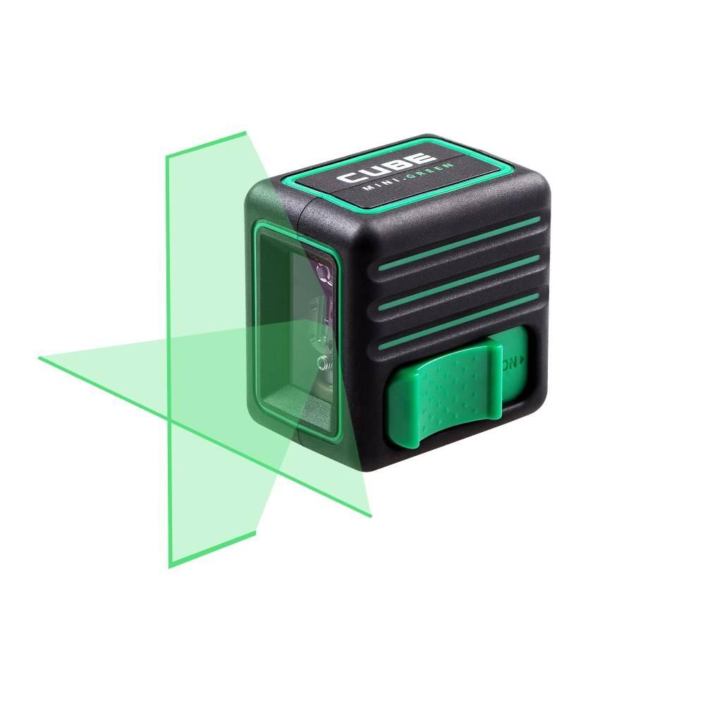 ADA  CUBE MINI linelaser Green