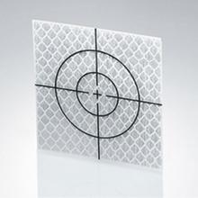 OMTools Messen Sie Aufkleber 50x50mm Blatt von 15 Stück