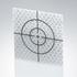 OMTools Meetsticker 50x50mm vel van 15 stuks