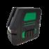 OMTools LP104G Green crossline laser