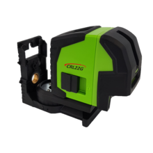 OMTools CRL22R crossline laser with 2 dots