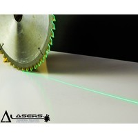 Industrial projection laser