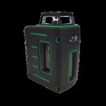 OMTools LP360G V2 kruislijnlaser met 360° Groene en 2 vertik.  lijnen