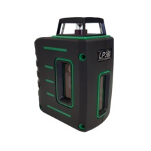 OMTools LP360GV2 cross line laser with 360 ° horizontal and 2 vertical  Green lines