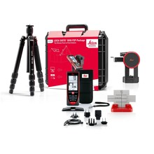 Leica  Disto S910 P2P Set complete in case with TRI120 Tripod and FTA360-S Adapter