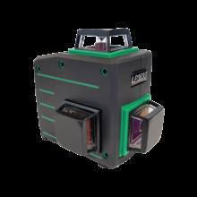 OMTools LP363G 3D 3x360 ° line laser green