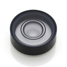 OMTools Wasserwaage (Box-Ebene) fur Spectra LL500, Aluminium mit Glasplatte  15,5 x 5,7mm