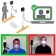 Seek Thermal Scan Temperatuur Screening Systeem voor personen