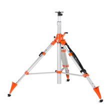 OMTools Kurbelstativ verstellbahr FS 50L bis 300 cm met verstrebungen