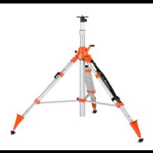OMTools Zwaar Opdraaibaar stabiel statief FS 50L  tot 300 cm met schoren