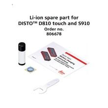 Leica  Disto D810-S910 Li-ion replacement batterij
