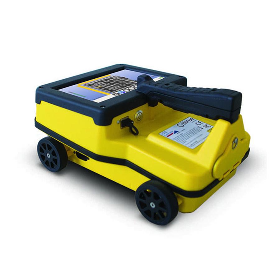 Leica IDS Georadar C-Thrue Concreet scanner( Radar) till 80 cm depth