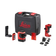 Leica  Leica Lino L6R – 3x360° Red line laser Set in case with Li-Ion batteries