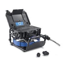 OMTools Rioolinspectie camera met 40 meter Ø5,2 mm kabel en Ø23 mm vaste Camerakop