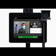 Seek Thermal Scan Scan Kiosk Temperatur Screening -System fur personen