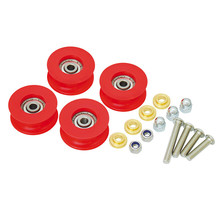 Runpotec Wheel set for reel for glass fibre tension spring 7,5mm,9mm and 11mm