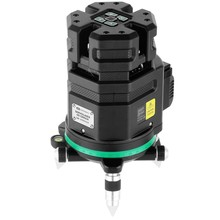 ADA  NEW: 6D SERVOLINER GREEN 8-Line laser with Li-ion batterie